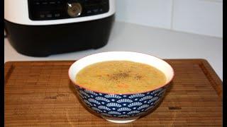 Овощной Суп из Брюквы и чечевицы в Мультиварке Скороварке Redmond RMC P350 Рецепты в мультиварке ско