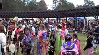 Little Otter Singers - Veterans Honor Song at LCO Honor The Earth Pow wow