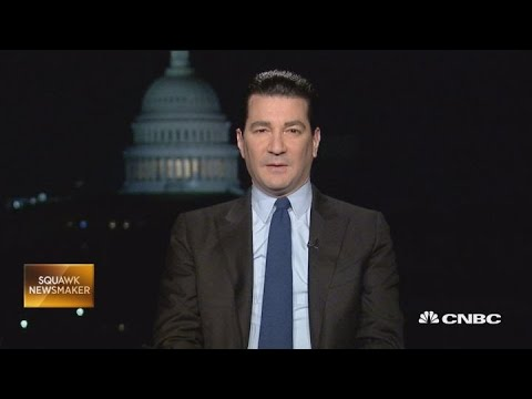 FDA Commissioner Gottlieb on lowering prescription drug costs