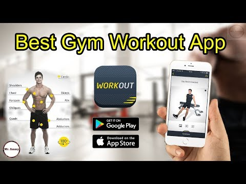 Best Gym Workout App 2019 I Best Fitness App I Gym Training Fantastic Android App 2019