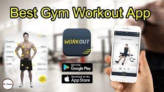 Best Gym Workout App 2019 I Best Fitness App I Gym Training Fantastic Android App 2019