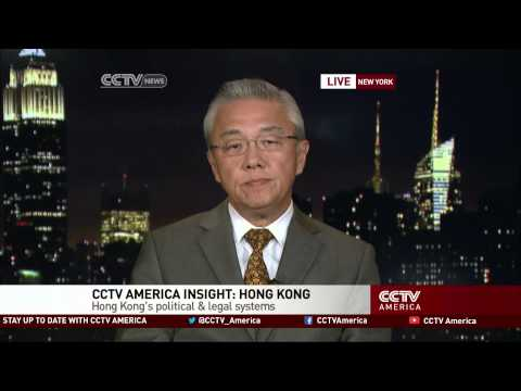 Fred Teng on Hong Kong's political and legal systems