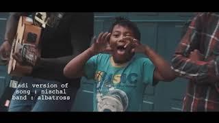 Nigerian American singing Nepali song Nischal by albatross |a …