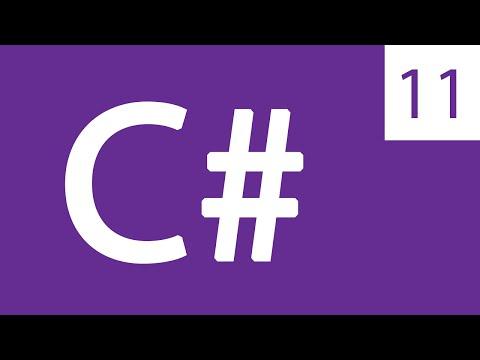 Tutorial C# - #11 - Metodos Set and Get