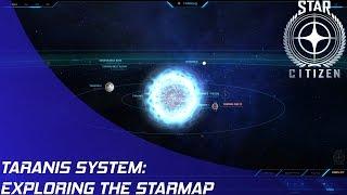 Star Citizen: Starmap - Taranis System
