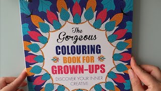 The Gorgeous Colouring Book For Grown-ups.  11 October 2014 - Saturday.  Episode 140.