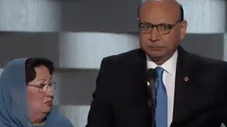 FULL: Khizr Khan son was 1 of 14 American Muslims who died serving - Democratic National Convention by : ABC15 Arizona
