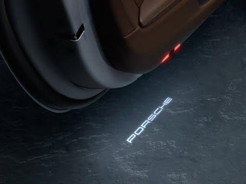Porsche LED Projector Light Kit