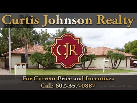 Curtis Johnson Realty 3D Tour   3026 N Nebraska St, Chandler - Fantastic Home!
