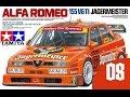 Tamiya ALFA ROMEO 155 V6 TI JAGERMEISTER PART 8