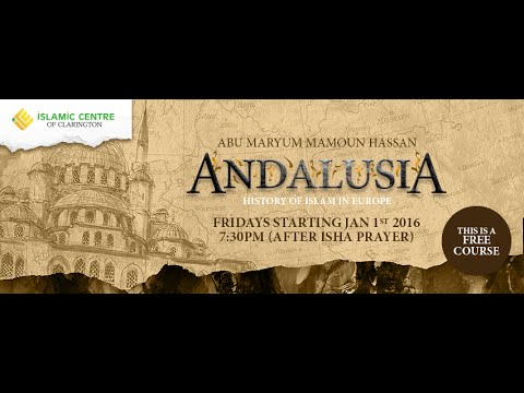 Andulisia: History of Islam in Europe