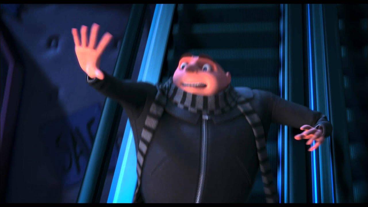 Gru 2 mi villano favorito lucy y gru son rescatados por for Gru mi villano favorito