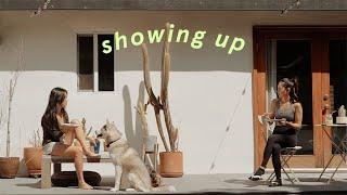 Showing Up | May Vlog