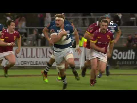 ROUND 5 HIGHLIGHTS: Southland v Auckland
