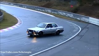 e30 318i drift compilation just having good times
