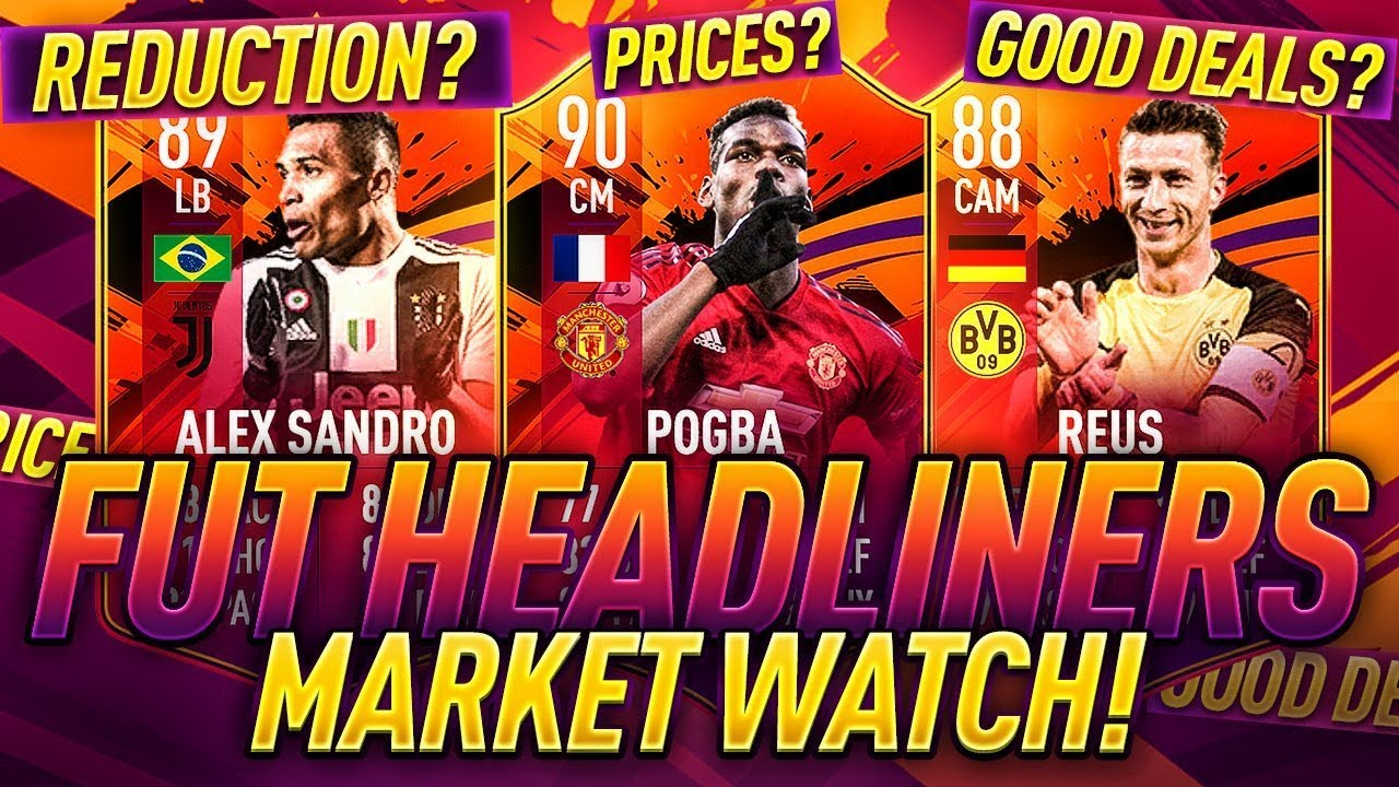 PROFITS & LIVES! MARKET WATCH! FIFA 19 Ultimate Team