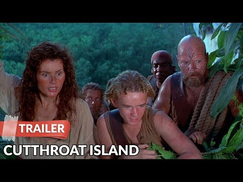 Cutthroat Island 1995 Trailer | Geena Davis | Matthew Modine