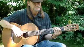 "Acoustic Guitar Lessons ""Boogie Shuffle"" Tab Included"