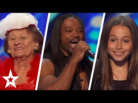 America's Got Talent 2016 Week 6 Auditions | Dorothy Williams, RL Bell, Skylar Katz and More!