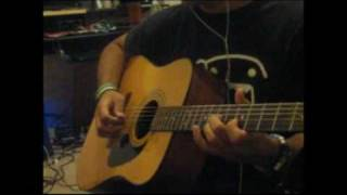 Saosin - Time After Time acoustic