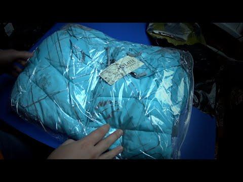 видео: Качественная теплая зимняя женская куртка пуховик (не для Сибирской Зимы) из Китая с aliexpress