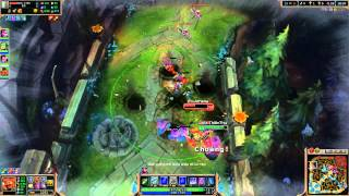 Gangplank Top Full AP (version 5.7) 2015