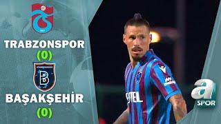 Trabzonspor 0 - 0 Başakşehir MAÇ ÖZETİ (Hazırlık Maçı)