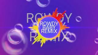 Rowdy Baby maari 2 remix song-DJ BalZ