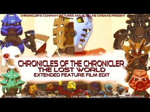 Chronicles of the Chronicler The Lost World (EXTENDED FEATURE FILM EDIT)