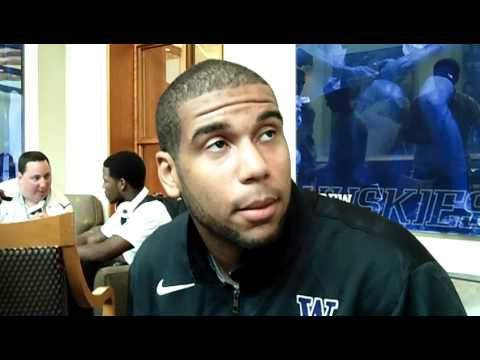 Austin Sefarian-Jenkins after win over Haw...