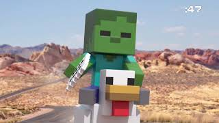 Minecraft Minecon LIVE Opening Cinematic TRAILER