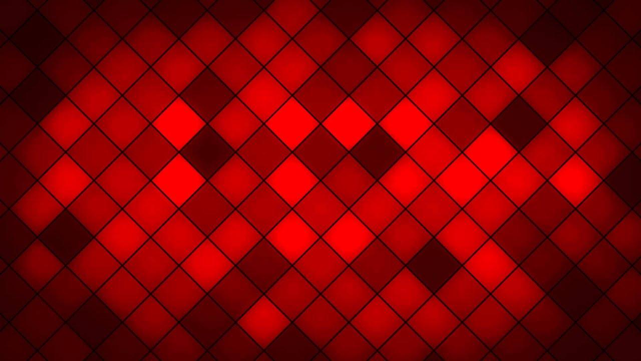 Red Tiles - HD Background Loop - YouTube