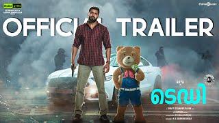 Teddy Official Trailer 🧸 - Malayalam | Arya, Sayyeshaa | D. Imman | Shakti Soundar Rajan