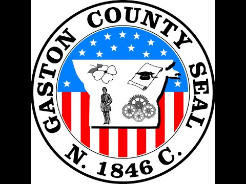 Gaston County Board of Commissioners March 22, 2016