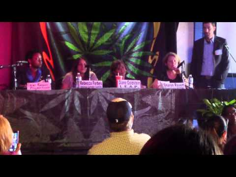 """""""It's Time to Talk: Why Moms Want to End Prohibition"""" (Panel Footage)"""