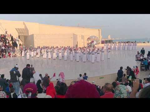 2014 Dec 18 Qatar National Day @Katara Cultural Village