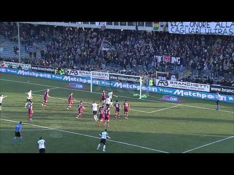 Cesena - Lazio 2-1 - Highlights - Giornata 21 - Serie A TIM 2014/15