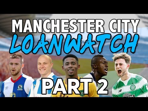 Man City LOAN WATCH 2 | Gabriel Jesus, Aaron Mooy, Patrick Roberts and More...