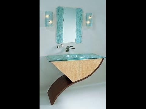 Diseño de cuartos de baño originales - YouTube
