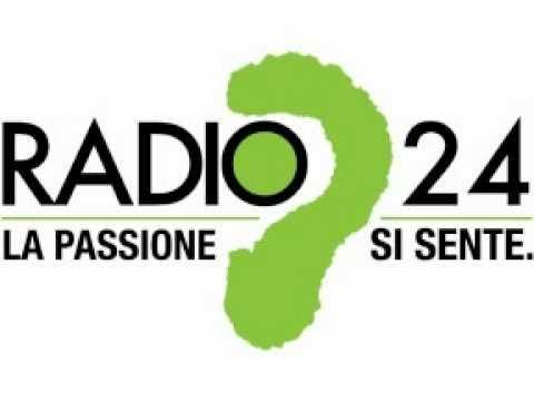 Radio 24 - Intervista a Claudio Gagliardi
