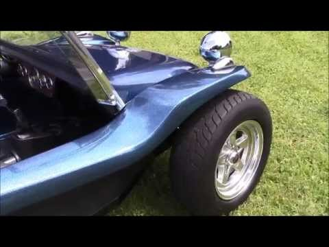 MEYERS MANX 1 FOR SALE WALKAROUND MARCH 2016