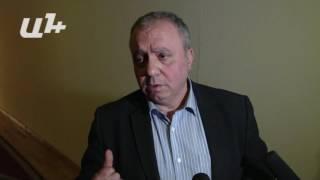 Հրանտ Բագրատյանը պատասխանում է լրագրողների հարցերին