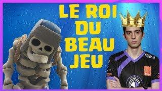 MACDOY LE ROI DU BEAU JEU #DECK DU FUTUR