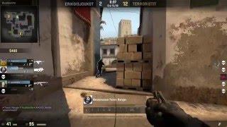 Counter-Strike: Global Offensive - Texas_Ranger on melkoinen sheriffi