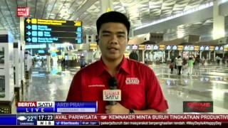 Suasana T3 Ultimate Layani Penerbangan Internasional