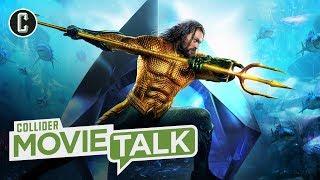 Aquaman 2: Sequel Already in Early Development - Movie Talk