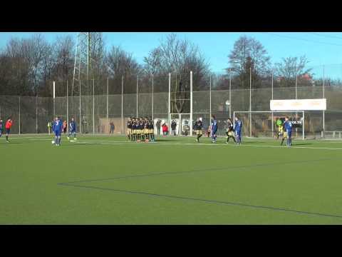 SC Condor - USC Paloma (Achtelfinale, Pokalspiel) - Spielszenen | ELBKICK.TV