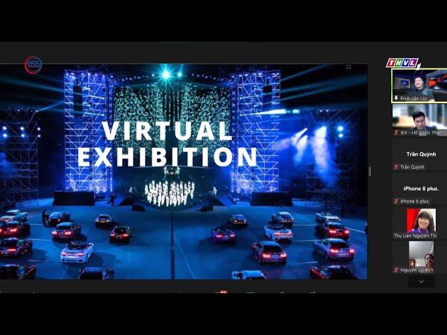 Internet Expo - Xu hướng hội chợ triễn lãm trực tuyến tiếp cận khách hàng toàn cầu
