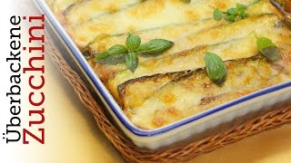 Rezept - Überbackene Zucchini (Red Kitchen - Folge 341)