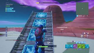 Fortnite screen with TCS-passing Mal here